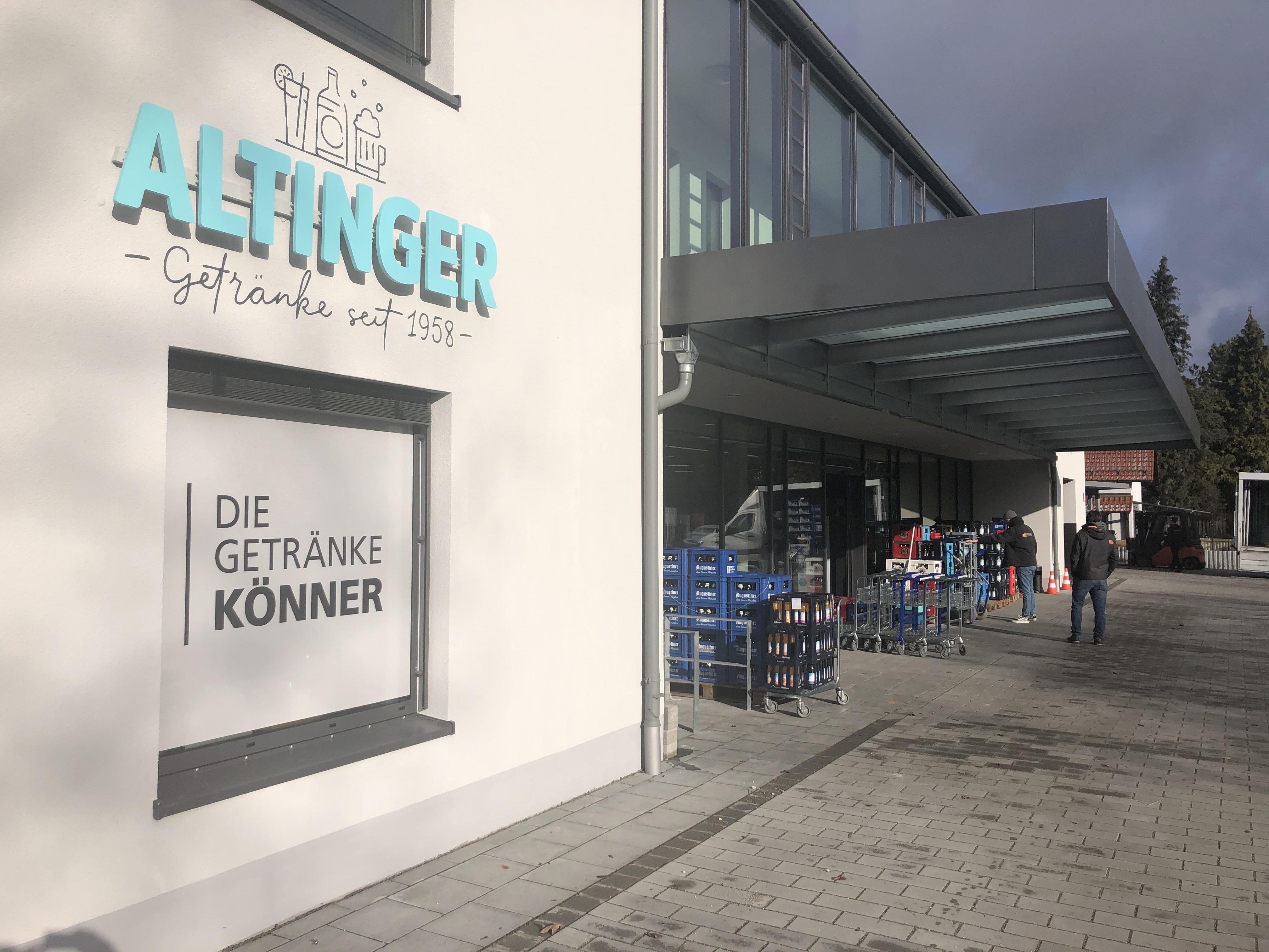 Getränke Altinger Garching